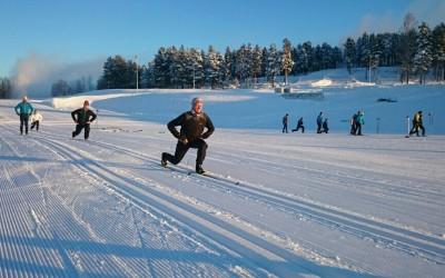 Boka skidkurs och vinn en startplats innan Jul!