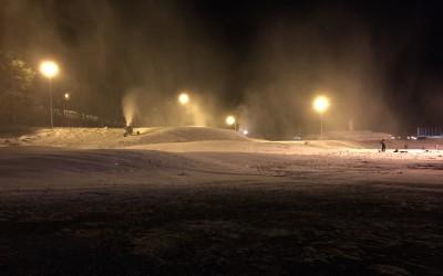 Vintern är här!