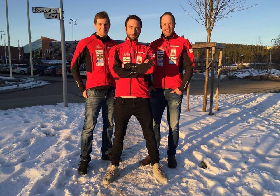 Måns Zelmerlöw kör för Team Tynell