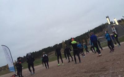 Höstens träningsgrupp är igång!