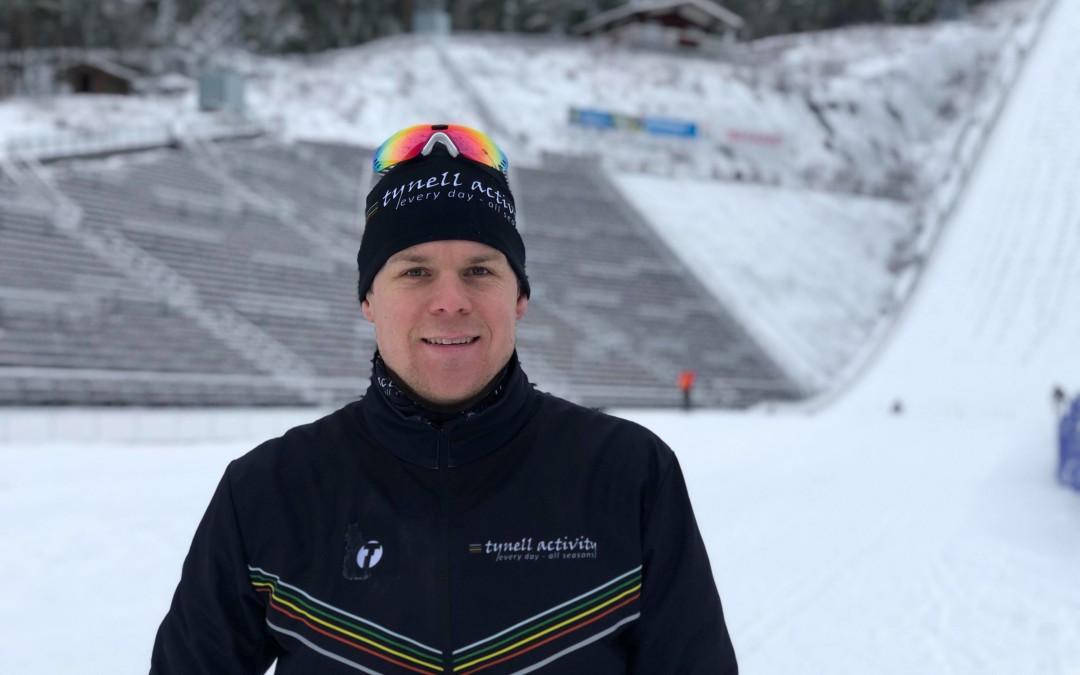 Vintersäsongen 2019-2020 är igång!